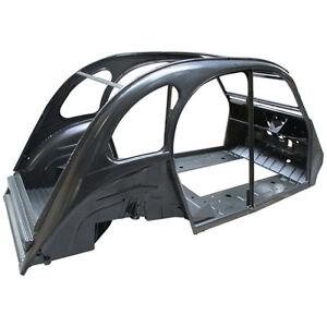 Citroen 2cv Complete Body Shell Brand New Right hand drive
