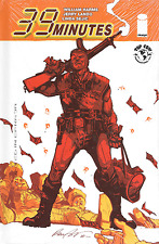 39 Minutes Vol 1 by William Harms & Jerry Lando 2013, Hardcover Image