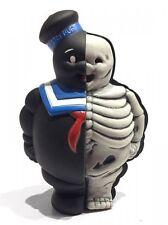 New Secret Base Marshmallow  Man 1/4 X-Ray Full  Color Black  Ghostbusters Japan