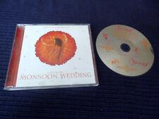 CD SOUNDTRACK Monsoon Wedding Mychael Danna  | Indian Tabla Beatz Khan SCORE