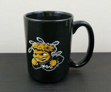 Wichita State Shockers Coffee Mug Cup WSU 14oz NCAA Kansas Good Used Condition