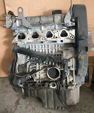 AUDI A2 2000 2005 1.6 FSI BAD  PETROL COMPLETE ENGINE BLOCK 122K