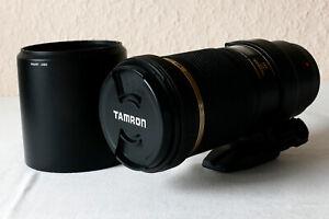 Tamron AF 180mm 3,5 Di LD Macro 1:1 SP digitales Objektiv mit Canon EF-Anschluss