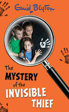 The Mystery of the Invisible Thief (Mysteries), Enid Blyton, New Book