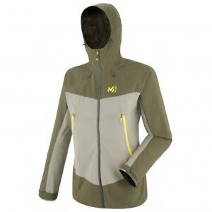 Millet Iro Jacket Men, Waterproof 2L-Herrenjacke, Grape Leaf - Vetiver