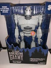 "New Iron Giant 14"" Action Figure : Walmart exclusive 2020 light sound �new�"