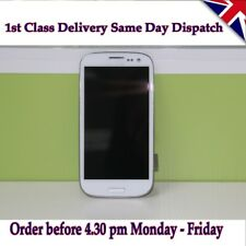 For Samsung Galaxy S3 i9300 Screen Replacement LCD Digitizer Touch White