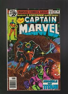 Captain Marvel #59 (Nov 1978, Marvel)