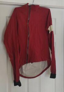 Rapha Rain Jacket - Mens Red Small