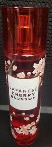Bath and Body Works JAPANESE CHERRY BLOSSOM Fine Fragrance Mist 8 fl oz /236mL