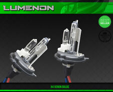 35W HID Xenon Replacement Bulbs H4 9003 Hi/Lo 5000k 5k Pure White Headlight Low