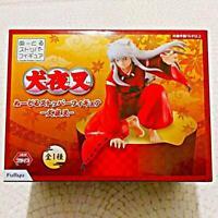 INUYASHA Noodle Stopper Figure Inu-yasha  FuRyu Prize Toys Japan Import
