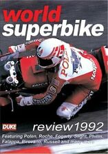 World Superbike review 1992 (New DVD) Polen Roche Fogarty Slight Phillis Falappa