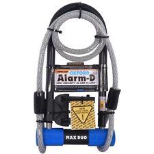 Oxford Motorcycle Bike Security Alarm-d Max Duo D Lock 320mm X 173mm LK357