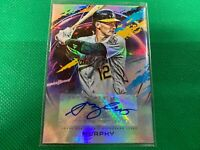 🔥👀 2020 Topps Fire Autographs #FASM Sean Murphy Oakland Athletics 🔥