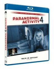 Paranormal activity 4 BLU-RAY NEUF SOUS BLISTER