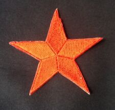COMMUNIST RED STAR USSR CCCP RUSSIA ARMY SOVIET UNION IRON SEW ON PATCH