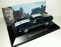 FORD MUSTANG SHELBY GT500 ( 1967 ) - VOITURE MINIATURE 1/43 - IXO/ALTAYA - NEUF