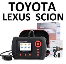 TOYOTA LEXUS SCION Diagnostic Scanner Tool ABS RESET Code Reader VIDENT iLink400