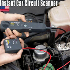 Digital Car Circuit Scanner Diagnostic Tool Tester Cable Wire Short Open Finder*
