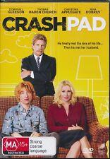 Crash Pad DVD NEW Region 4 Christina Applegate