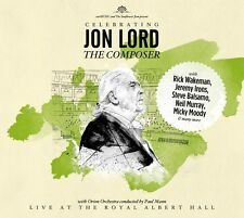 CELEBRATING JON LORD ( Deep Purple Rick Wakeman Iron Maiden ) 1 CD DIGI
