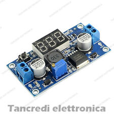 LM2577 convertitore di tensione DC-DC STEP UP switching 2,5A 5V 12V 24V 30V