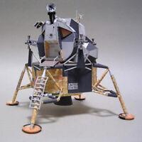 1:48 Scale NASA Moon Spaceflight Apollo 11 DIY Handcraft Paper Model Kit CRIT