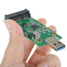 Data Transmission Link Adapters USB 3.0 to mSATA External PCB Adapter Card - UK