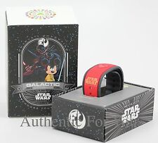2015 Disney Galactic Gathering Red Lightsaber LE 350 Magic Band Link It Later