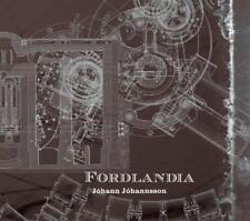 Johann Johannsson - Fordlandia (NEW CD)