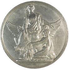 DEGEORGE WINNER OF GRAND PRIX DE ROME pub 1973 tin 72mm #50 of an edition of 150
