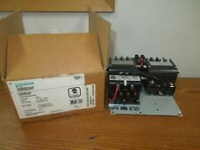 Siemens 22DSB32AF Nema Size 1 Reversing Starter 0.75-3A ESP100 Overload Surplus