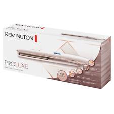 Remington S9100 Proluxe Haarglätter Glätteisen Keramikbeschichtung Rosa