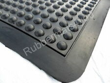 Pack of 5 Anti-Fatigue BUBBLE-Top Mats - 900mm x 600mm x 12.5mm FREE delivery