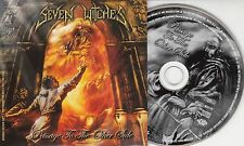 SEVEN WITCHES Passage To The Other Side 2002 UK 10-track promo CD