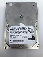 IC35L060AVER07-0, PN 07N7440, MLC H32161, IBM 61.5GB IDE 3.5 ATA 7500 Hard Drive