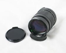 MC Auto Beroflex 135mm f/2.8 M42 mount portrait telephoto lens