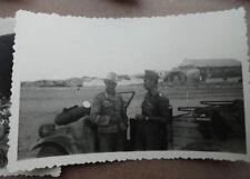 original  Foto  Nachlass Beamter DAK Afrikakorps Tripolis Krankenhaus  53 Bilder