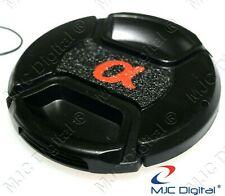 77mm Lens Cover Cap for SONY Alpha Minolta DSLR Camera Snap-Clips High Quality