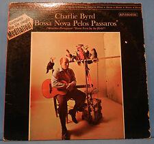 CHARLIE BYRD BOSSA NOVA PELOS PASSAROS RS9436 VINYL LP 1963 GREAT COND! VG+/VG!!