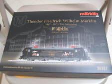 "Marklin H0 36187 BR 193 ""Theodor Freiderich Wilhelm Märklin"" locomotive - NIB"