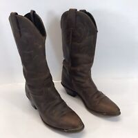 womens durango boots size 7M Brown Vintage