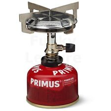 Primus Mimer Duo Camping Stove - Duo Version Fits most Gas Canisters