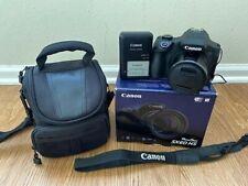 Canon PowerShot SX60 HS 16.1MP Digital Camera - Black + Camera Bag + Excellent