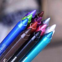 2Pcs Waterproof Long Lasting Pigment Eye Liner Pen Eyeliner Pens Makeup Tools