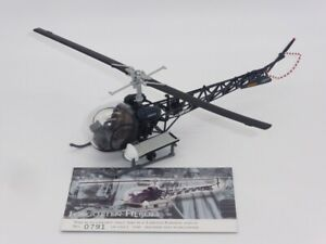 CORGI US51906 Forgotten Heroes Limited Edition 1:48 Bell HTL-4 (H-13) Helicopter