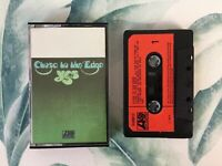 YES - Close To The Edge - Atlantic Prog Rock Cassette Tape - Paper Labels