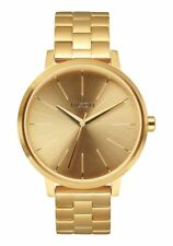 **BRAND NEW** NIXON WATCH KENSINGTON ALL GOLD A099502 NIB FREE SHIPPING IN USA!