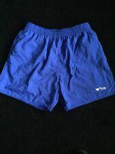 Tyr Men's Swimming Sports Football Mesh Lined Shorts Medium